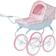 Какие бывают детские игрушечные колясоки для кукол