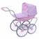 Игрушечная винтажная коляска Бэби Аннабель (Zapf Creation Baby Annabell)