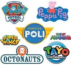 Брендовые игрушки для детей