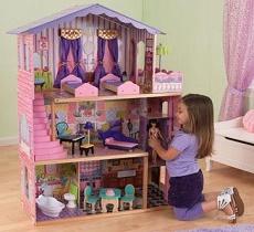 Дома для кукол и животных