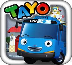 игрушки маленький Автобус Тайо