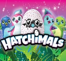 Игрушки Хетчималс (Hatchimals)