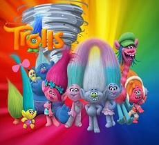 Игрушки Тролли