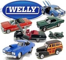 Коллекционные модели welly