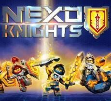 [Конструктор Нексо Найтс (Nexo Knights)]