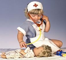 Наборы доктора для девочек