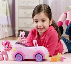 Наборы пони и животных для девочек
