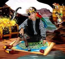 Наборы рыцарей и пиратов для детей