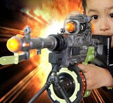 Оружие для детей