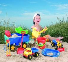 Песочные наборы для детей