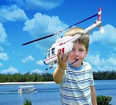 Радиоуправляемые самолёты и вертолёты для детей