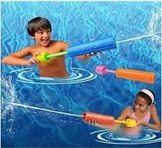 Водяной насос для игры с водой
