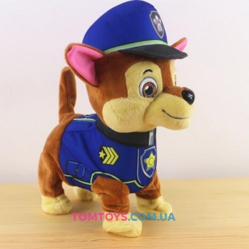 Интерактивная мягкая игрушка Щенячий Патруль Гонщик MP1452A