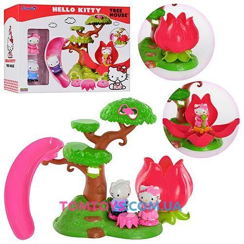 Игровой набор Дом на дереве Hello Kitty 65028 UB01
