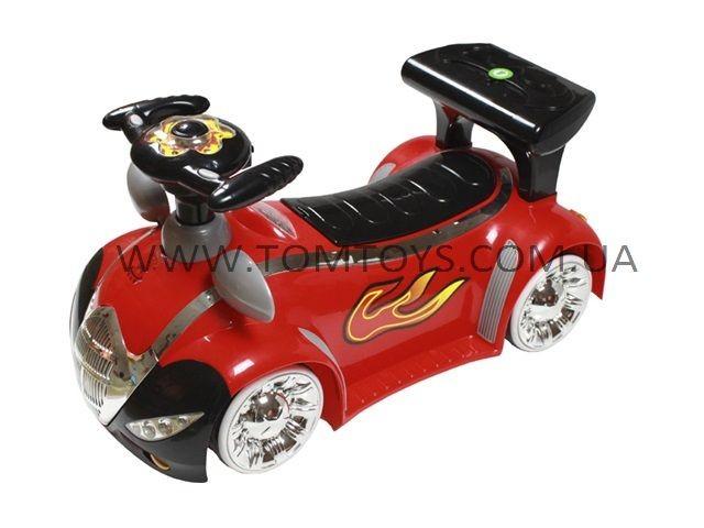 Детская машинка каталка толокар 390А