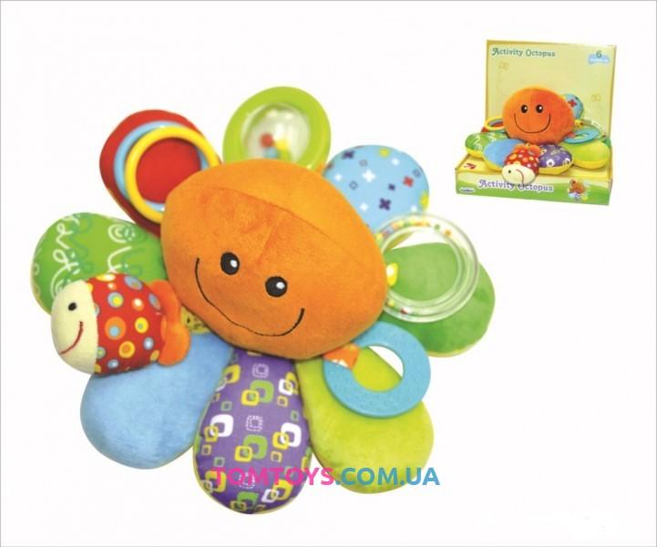 Мягкая игрушка Parkfield Забавный осьминожек 81255