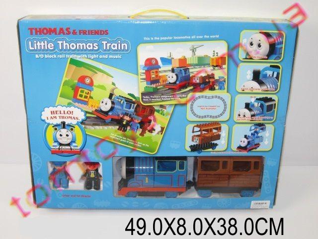 Железная дорога JIXIN 'THOMAS' 8288A от 3-х лет