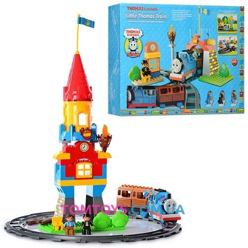 Железная дорога JIXIN 'THOMAS' с конструктором  8288C