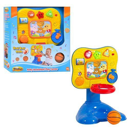 Детская развивающая игра WinFun