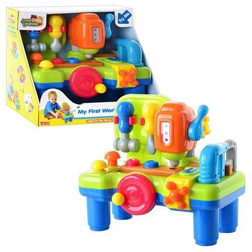 Детский игровой набор инструментов Hap-p-Kid Little Learner 3858T