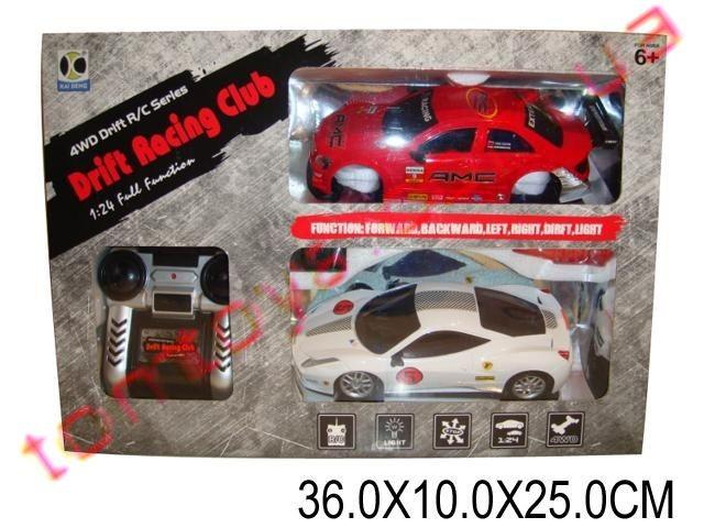 Дрифтовая машина на радиоуправление 853812/815