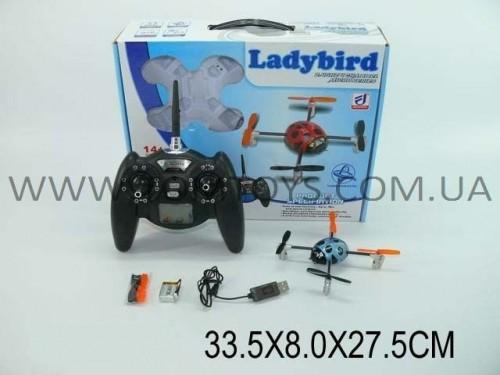 Квадролёт DEFATOYS на радиоуправление 'Ladybird' 9051