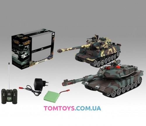 Танковый Бой на радиоуправление ZEGAN 99823