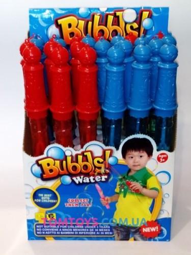 Мыльные пузыри палочка BUBBLS WATER  007