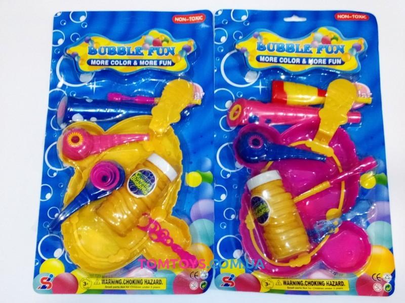 Набор шоу мыльных пузырей 4123-04
