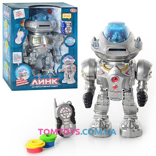 Интерактивный робот Линк Play Smart 9365/6