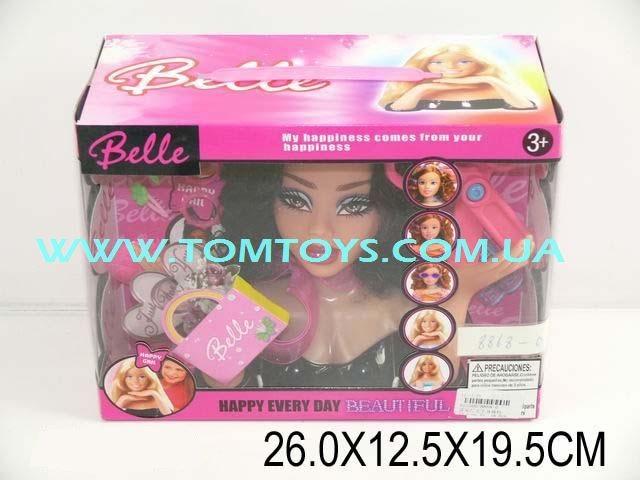 Голова для причёсок Belle 8868-О