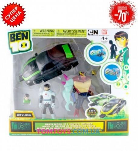 Игровой набор Ben10 разрывающаяся машина Бена 8810