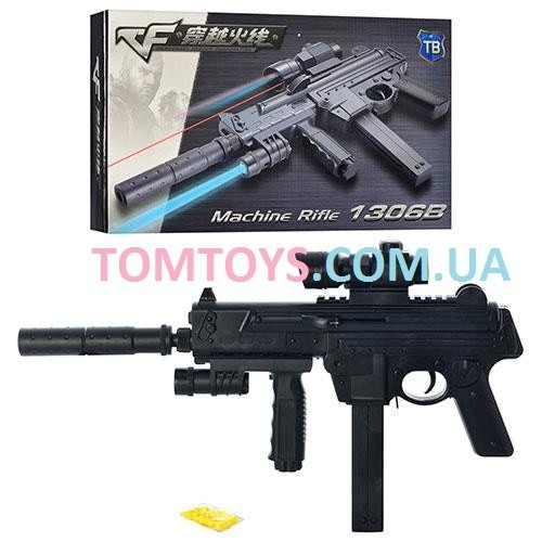 Детский автомат на пульках 'Machine Rifle' ES1003-SM1306B