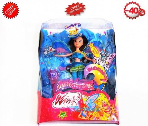 Кукла Winx Блум с аксессуарами WX795-6C