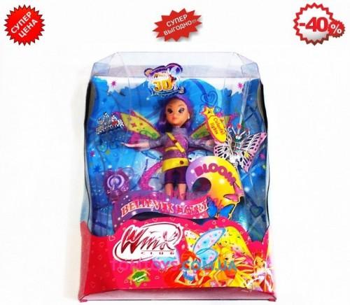 Кукла Winx Техна с аксессуарами  WX795-6A