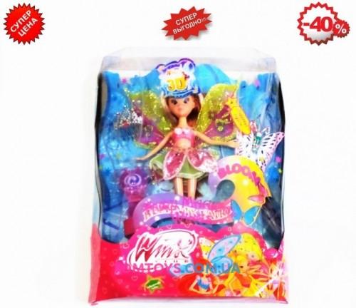 Кукла Winx Стелла с аксессуарами WX795-6D