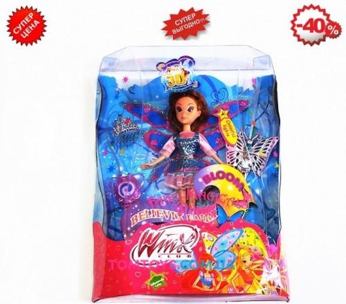 Кукла Winx Лейла с аксессуарами WX795-6B