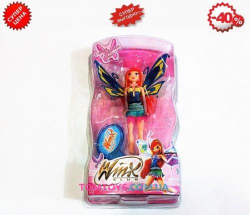 Кукла Wins Блум с крыльями 818A