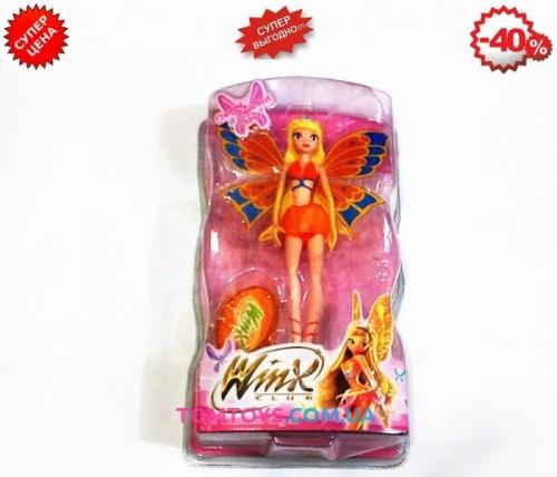 Кукла Wins Флора с крыльями 818C