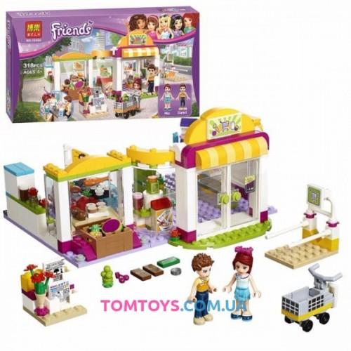 Конструктор Bela Friendsан алог LEGO Friends 41118  Супермаркет 10494