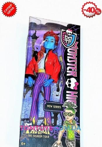 Кукла мальчик Монстер Хай Холт Хайд шарнирный YF12001A