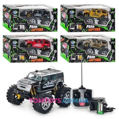 Джип на радиоуправление Limo Toy 9009