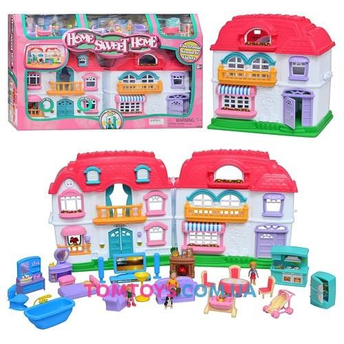 Игровой набор Keenway Мой милый дом 22002