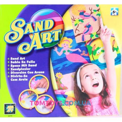 Картина из песка Sand Art 2475M