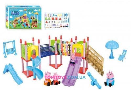 Игровой набор детская площадка Свинки Пеппы PP6041C