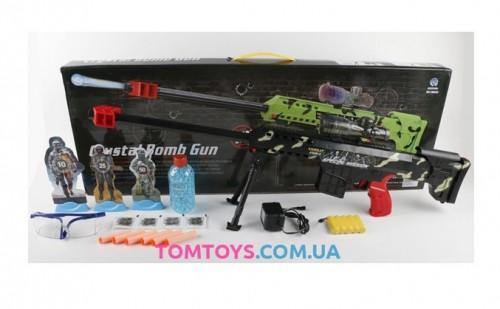 Снайперская Винтовка с гелиевыми и поролоновыми пулями M630