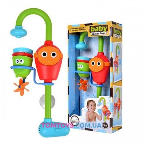 Игрушка для ванной yookidoo Волшебный краник D40116