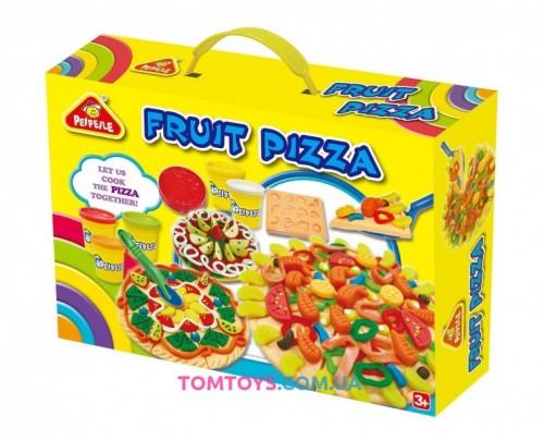 Тесто для лепки PEIPEILE фруктовая пицца 3208