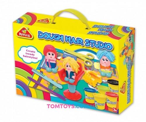 Тесто для лепки PEIPEILE сумасшедшие причёски 3909