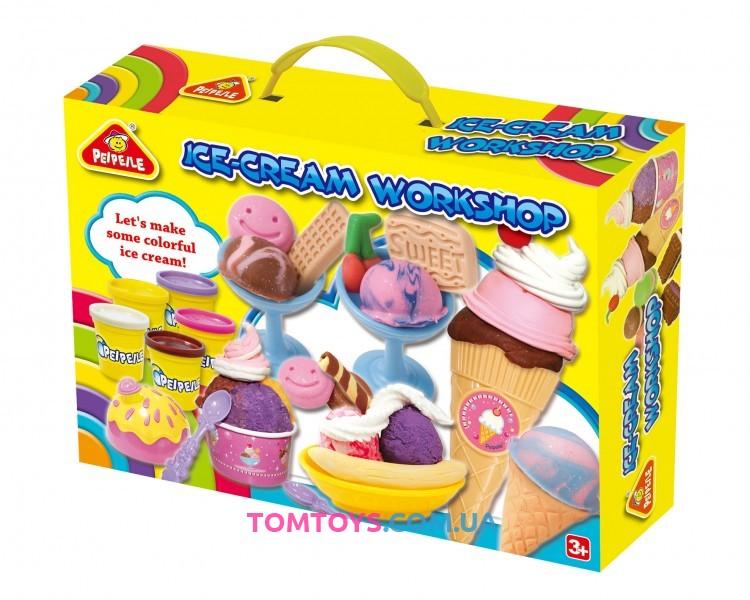 Тесто для лепки PEIPEILE мастерская для изготовление мороженого 3205